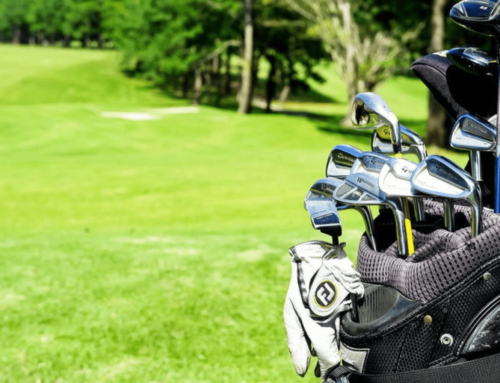 What's in your golf bag?